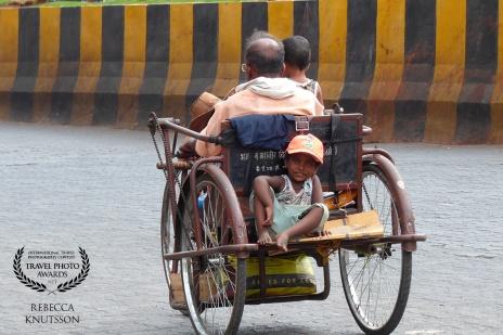 Urban Life, Mumbai